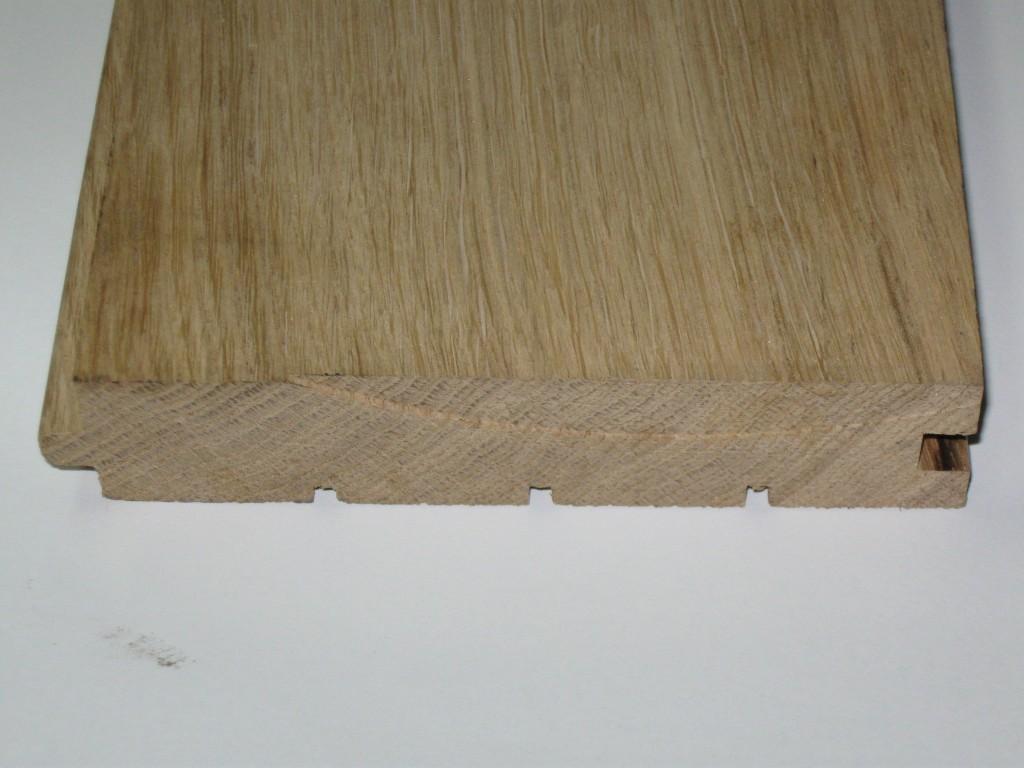 Deska podłogowa z drewna dębowego
