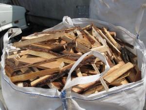 suche drewno rozpałkowe