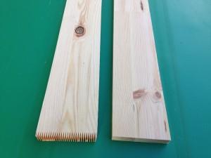 Drewno klejone z listew i na długość