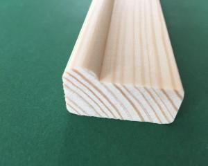 listwa sosnowa 35*20 mm
