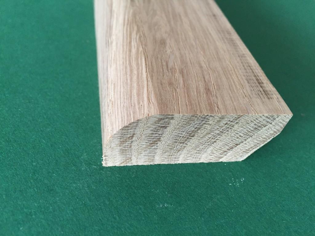 listwa z drewna dębowego